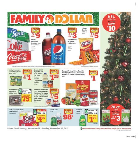 5 dollar black friday family dollar black friday 2018 ads deals and sales
