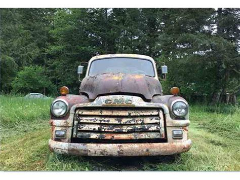 1954 gmc truck for sale 1954 gmc truck for sale classiccars cc 968187