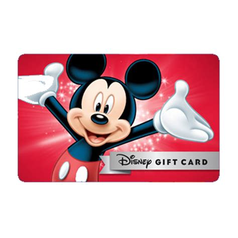 Disney Store Gift Card Balance - your wdw store disney collectible gift card tada mickey