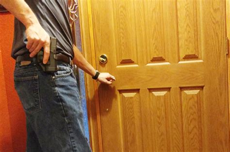 Answer The Door by 56 Concealed Carry Mistakes Updated Concealed Carry Inc
