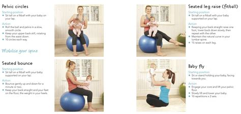 post c section workout plan physical best pregnancy post natal fitness