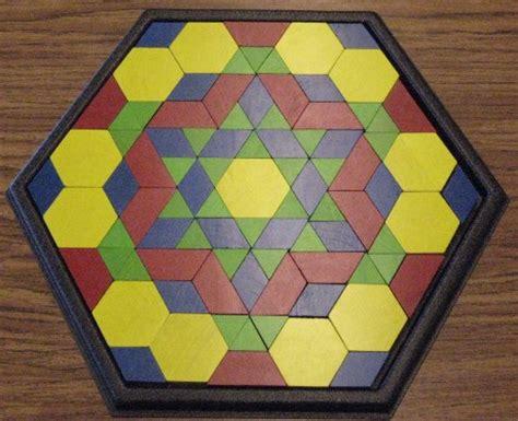 pattern block trays plus de 1000 id 233 es 224 propos de apprendre sur pinterest