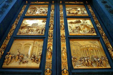 Ghiberti Doors by Early Ren Fra S Ghiberti Albrti L Bap Donatello