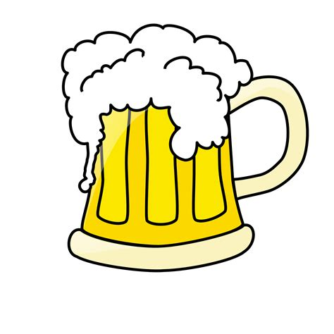 beer cartoon black and white beer clip art free images clipart panda free clipart
