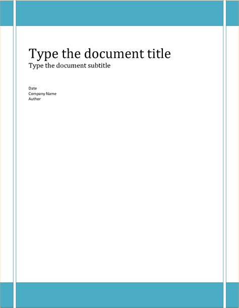 word template 12 free word document templates invoice template
