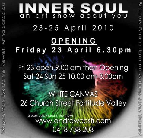 Inner Soul | inner soul exhibition john tracey s art