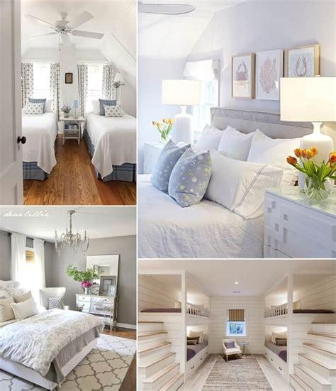 ways to make a bedroom cozy 10 cozy ways to decorate a guest bedroom