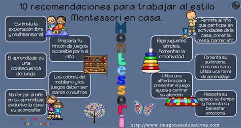 montessori en casa el b01jacp9k4 10 recomendaciones para trabajar al estilo montessori en casa imagenes educativas