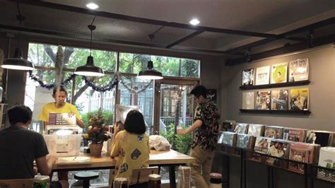 Bangkok Garage by 7 Places To Hunt For Vinyl Records In Bangkok Siam2nite