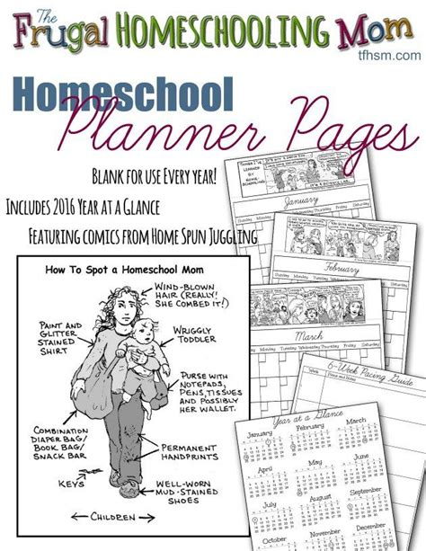 the homeschooling juggling it all one priority at a time books free printable homeschool calendar planner 2016 home spun