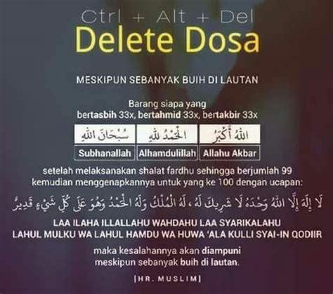 love islam dzikir sesudah sholat wattpad