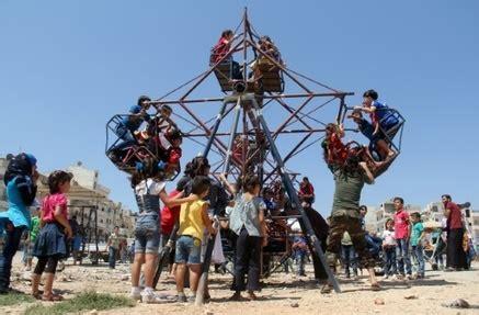 Nibras Emerland Pastan Syiria L 11 syrie le r 233 gime annonce une tr 234 ve pendant la f 234 te du fitr