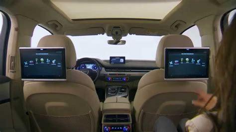 rear seat entertainment preparation audi audi q7 mmi und infotainment rear seat entertainment