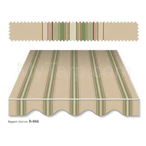 Awning Materials by Awning Marine Fabric Recacril Stripes R 966