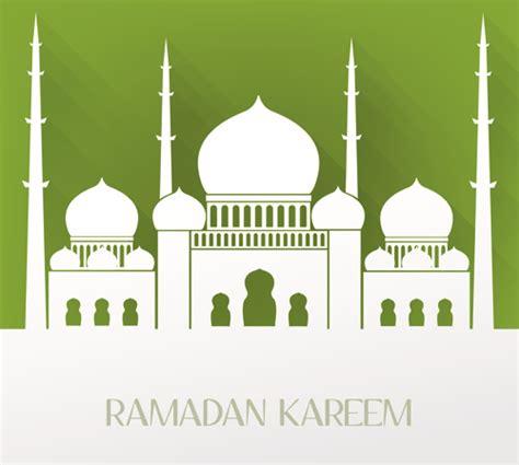 islamic mosque vector graphic  vector