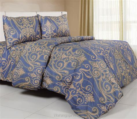 Bed Cover Set Katun Lokal Halus Flower Pink Size 160x200180x200 1 sprei katun jepang batik imperial warungsprei