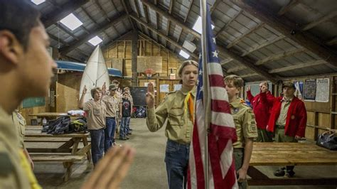 Closure Of Boy Scout Camps Leaves Families Searching For