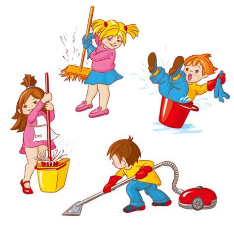 imagenes niños haciendo manualidades ni 241 os haciendo las tareas de casa aseo pinterest