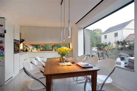 Einrichtung Arbeitszimmer 3461 by Bauhausvilla In Pankow K 252 Che Mit Sitzfenster Modern