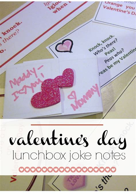 valentines day jokes lunchbox notes s day knock knock jokes teach