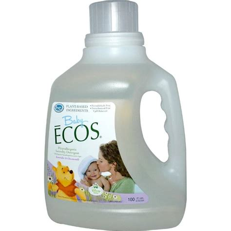 Baby Laundry Detergent earth friendly products baby ecos laundry detergent 100 oz chamomile lavender 4 pack
