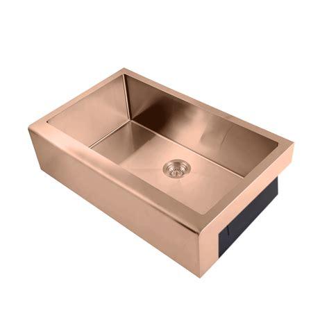 Copper Belfast Sink by Belfast Copper Farmhouse Sink 924 90 Copper Sinks Buy