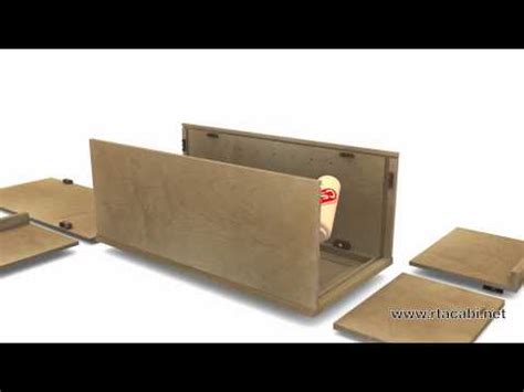 cam lock cabinet assembly wall cabinet assembly glue and cam lock animation
