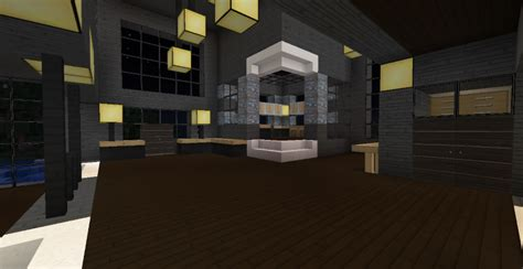 modern minecraft mansion living room by thefawksyartist on modern minecraft mansion kitchen by thefawksyartist on