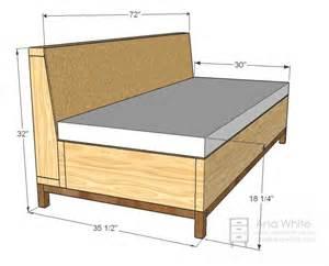 How To Build A Sofa Bed Como Fabricar Un Sillon Diy