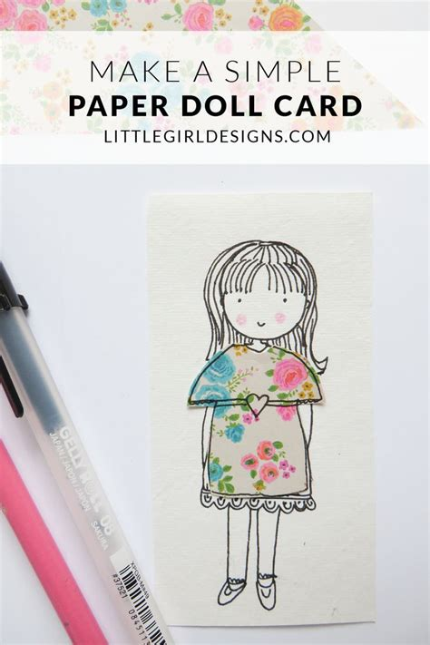 How To Make A Paper Doll - 17 best images about printable paper craft on