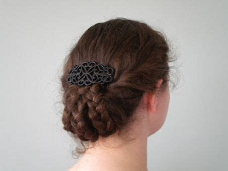 victorian hairstyles braids late victorian triple braid historic hairstyles civil
