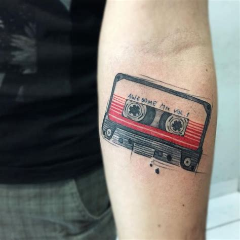 tape tattoo designs 16 best cassette images on cassette