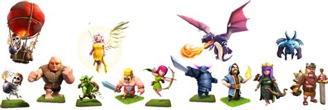 clash of clans troop characters troop strategy guides clash of clans wiki fandom