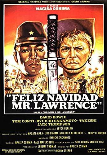 merry christmas  lawrence poster