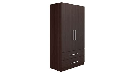 Wardrobe With 2 Doors by Laorigin Carla 2 Door Wardrobe