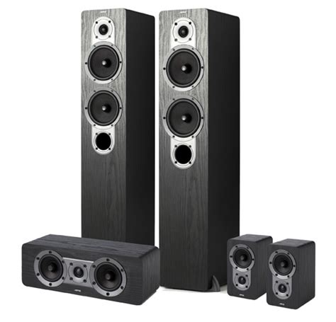 jamo s 426 hcs 3 home cinema speakers the register