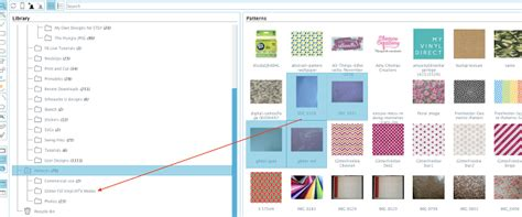how to organize your silhouette library organizing patterns into sub folders in the silhouette studio library we silhouette