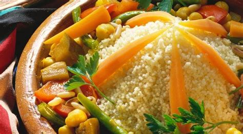 Couscous Recipe: Easy Couscous Recipe With Vegetables