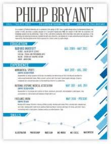 Graphic Design Resume And Creative Resume Design Web
