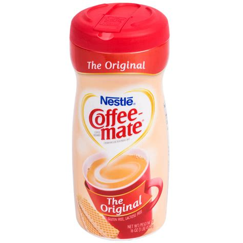 Nestle Coffee Mate Original Coffee Creamer Shaker   12/Case