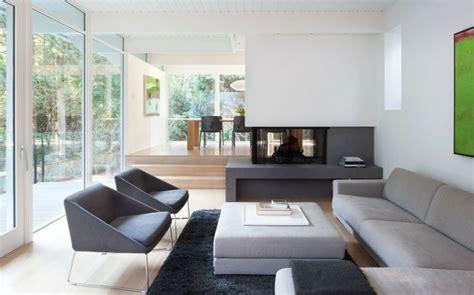 salotti moderni con camino salotti moderni e un idea di arredamento con divano grigio