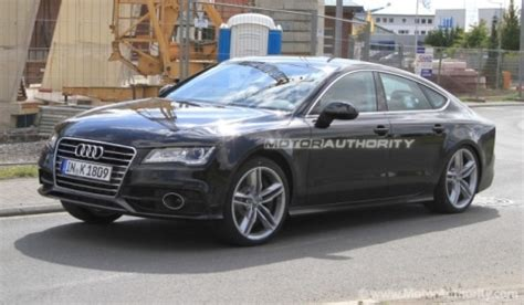 difference between audi a7 and s7 spyshots 2012 audi s7 undisguised gtspirit