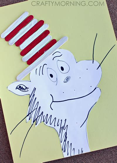 cat in the hat crafts for hello wonderful 10 ways to celebrate dr seuss s