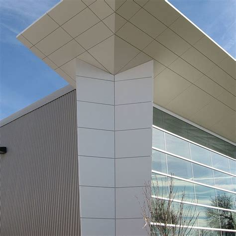 metal aluminum exterior wall panel systems from pacific composite wall panels flynn group of companies