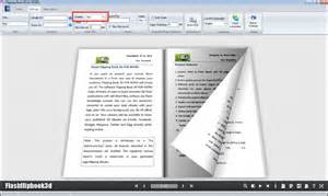 How To Create A Book Template In Word by How To Make My Word 3d Book Flip Automatically