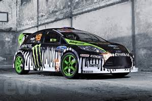 Ford Ken Block Img21 New Ken Block Ford Rs Wrc 2011