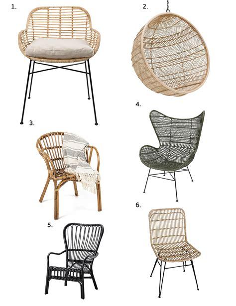 rotan stoelen buiten dit zijn de mooiste rotan stoelen voor buiten en binnen