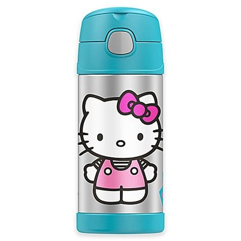 Hello Pink Stainless Thermos buy thermos 174 hello 174 12 ounce pink funtainer