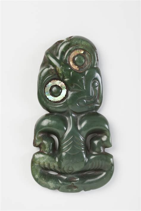 Maori Tiki by Pacific Objects In Focus 3 New Zealand Hei Tiki Inside