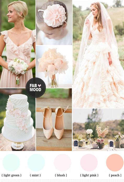 spring color schemes pastel rustic wedding pastel wedding color combinations